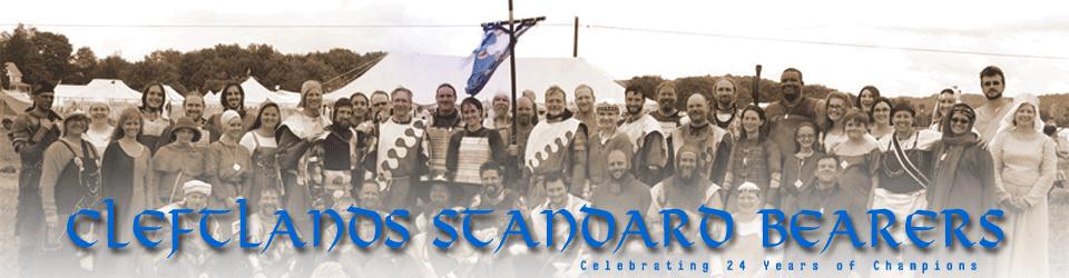 Cleftlands Standard Bearers XXIV